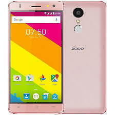 ZOPO COLOR F5, ROSE GOLD (NEW EDITION), 16 GB ROM, 2 GB RAM, FINGERPRINT CENSOR