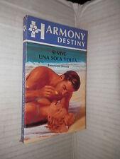 SI VIVE UNA SOLA VOLTA Emma Jane Spenser Harlequin Mondadori 1991 libro romanzo