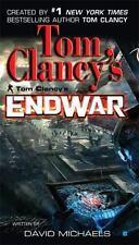 Endwar 1 by David Michaels and Tom Clancy (2008, Paperback)