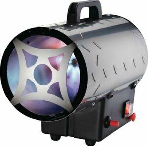 ROWI Gas-Heizgebläse 15 kW HGH 15000/4 Inox Heizkanone Gas Innenbereich geeignet