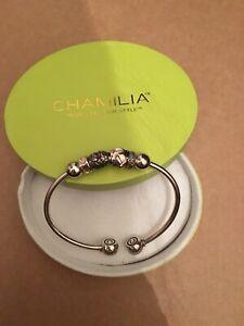 Chamilia Bangle & Charms