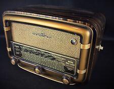 Megarex luxe 1950 rare modèl Tsf radio superbe design deco vintage ou collection