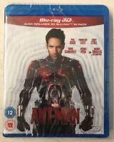 Ant-Man [Blu-ray 3D] [Region Free] Paul Rudd