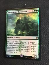 MTG Meandering Towershell - Foil 1x