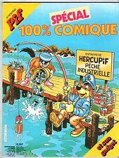 PIF SPECIAL 100% COMIQUE n°41 ¤ ¤ 03/1985 ¤ (PIF/PIFOU/DICENTIM)