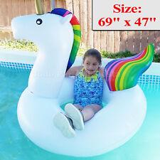 Giant Unicorn Pool Ride On Floating Unicorn Toy Unicornio Alverca