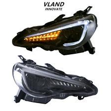 LED Headlights For TOYOTA 86 2012-2019& SUBARU BRZ 13-19 & Scion FR-S 2013-2016
