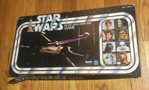 1977 Star Wars Board Game Escape From the Death Star Kenner 100% Complete w/ Box