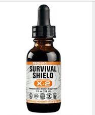 Supervivencia Shield X-2 - naciente yodo (29.6ml/1 fl. OZ)