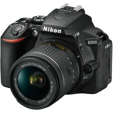 Brand New Nikon D5600 DSLR Camera with 18-55mm VR Lens