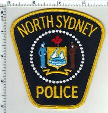 North Sydney Police (Canada) Shoulder Patch from the 1980's