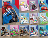 Childrens Kids Single Quilt Cover Duvet Cover Bedding Sets With Pillow Case