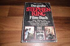 Willy Loderhose -- das GROßE STEPHEN KING FILM-BUCH // sehr viele Fotos / 1990