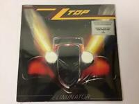 ZZ TOP – ELIMINATOR VINYL LP REISSUE (SEALED)