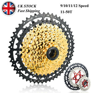 MTB Bike 9/10/11/12 Speed Cassette Separate Freewheel Sprocket Fits Shimano SRAM