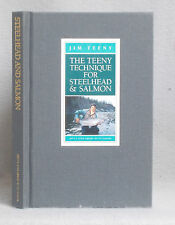TEENY TECHNIQUE FOR STEELHEAD & SALMON ~ LEFTY'S LITTLE LIBRARY FLY FISHING