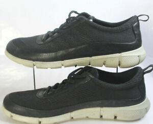 Ecco Men's Size EUR 41  US 8 Danish Design Textile Mesh Athletic Sneaker Shoe