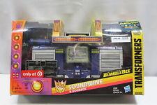 Transformers Soundwave & Doombox Bumblebee Movie Target Exclusive (U-B3S1 245507