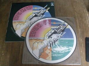 PINK FLOYD RARE PICTURE WISH YOU WERE HERE JAPON