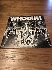 Whodini Haunted House Of Rock-PROMO COPY-rare!!