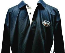 Geek Squad Polo Shirt XXL Best Buy work shirt button up Black rugby 2XL Dryfit