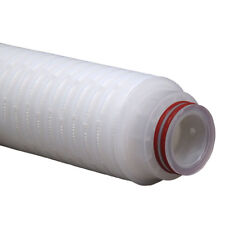 """New listing Neo-Pure High Purity Polypropylene Filter 222/Fin Silicone O-rings (9-3/4"""")"""