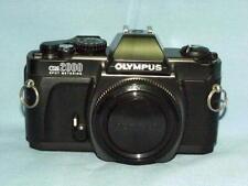 OLYMPUS OM-2000 SPOT METERING CAMERA BODY