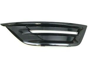 2013-2019 Ford Taurus LH Driver Side gloss black Fog Lamp Insert Cover new OEM