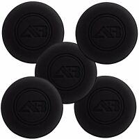 Autobright 5 Extra Large Car Wax polish Sealant Foam Black Applicators 12.7x2cm