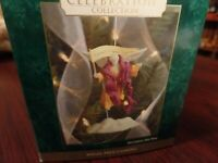 Day Spring Christmas Celebration Collection Angel Proclaiming Ornament #4710