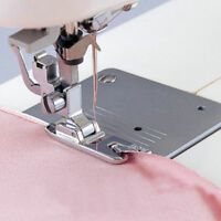 Rolled Hem Foot For Brother Janome Singer Toyota Silver Bernet Sewing Machine EW