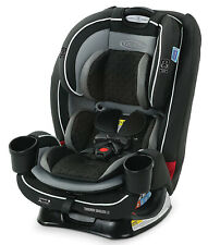 Graco Baby TrioGrow SnugLock Lx 3-in-1 Harness Booster Car Seat Sonic