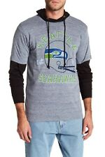 NWT Men's JUNKFOOD Seattle Seahawks Graphic Tee Size Extra Small XS NFL Shirt