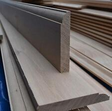 "Solid Oak Skirting Board 1x5"" PAR to Ovolo 20x120mm 100% Oak"