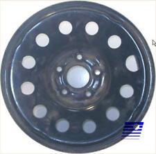 17 X 7 1/2 Jeep Commander Factory OEM Steel Wheel  06-10   9098