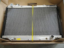 TOYOTA LANDCRUISER 80 SERIES 90-98 AUTO/MANUAL ALLOY 56MM RADIATOR, READ DES