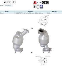 Pot catalytique Saab 9-3 2.2TD TID 2171cc 92Kw/125cv D223L 9/02>, Magnaflow