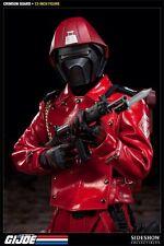 Sideshow Cobra Crimson Guard Trooper Elite Soldier GI Joe