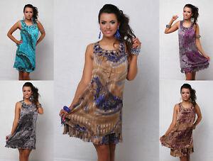 Womens Chiffon Mini Dress Double Layers Pleated Party Dress Chiffon Floral Dress