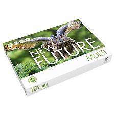 New Future Multi Kopierpapier 80g weiss 12500 Blatt A3 Allround-Druckerpapier