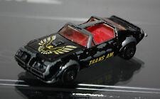 Matchbox Superfast-de pontiac trans am-modelo-made en macao - 1979-very rare