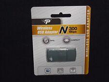 Patriot - N300 Wireless LAN USB Network Adapter - USB 2.0 - 802.11b/g/n