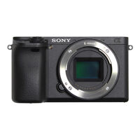 Sony Alpha a6500 Mirrorless 24.2MP 4K Digital Camera Body