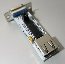 Commodore Amiga & Atari USB to 9 pin Mouse Adapter - A500 A600 A1200 A4000 etc