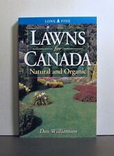 Lawns for Canada, Natural and Organic
