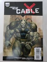 CABLE #15 (2009) MARVEL COMICS MESSIAH WAR! APOCALYPSE VARIANT COVER NM