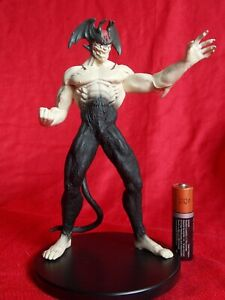 "BOXED! DEVILMAN BANPRESTO FIGURE Height=5.5"" 14cm GODZILLA UK DESPATCH"