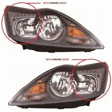 Ford Focus Mk2 2008-2011 Headlights Headlamps 1 Pair O/S And N/S