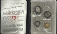 manueduc  ESPAÑA PESETAS  Cartera Oficial FNMT 1979  PROFF  Pruebas Numismáticas