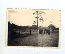 Foto Kriegsgräber bei Loorison  2 WK